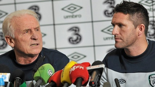 Keane warns Ireland against Estonia complacency