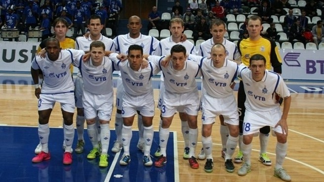 MFK Dinamo Moskva team photo