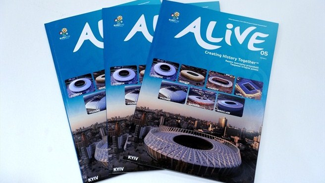 Alive #5 – UEFA EURO 2012 countdown is on