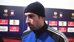 Stoke - Dynamo Kyiv reaction