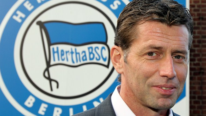 Hertha choose Skibbe to succeed Babbel