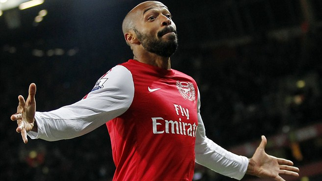 Arsenal's Henry hails 'unforgettable' return
