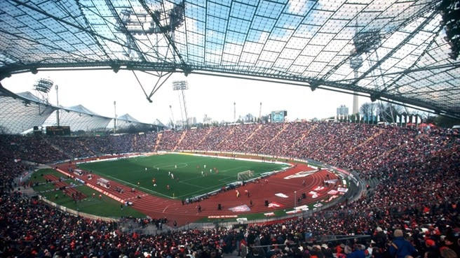 Munich's Olympiastadion to stage final