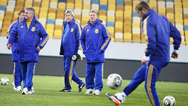 Blokhin names Ukraine squad for Israel friendly