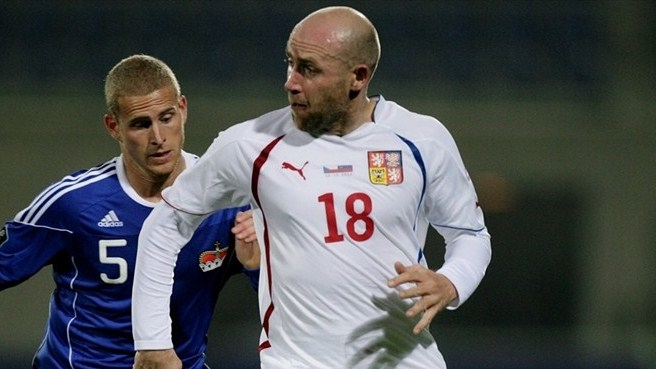 Evergreen Štajner relishes new Czech chance