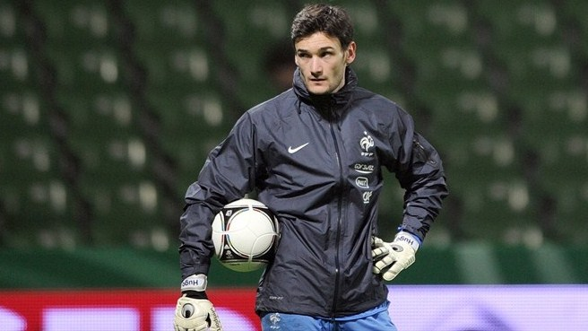 Lloris ready to lead France against Germany