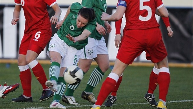 Aine O'Gorman (Republic of Ireland)