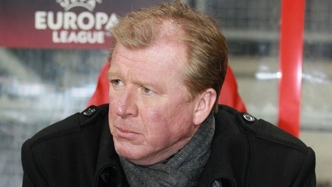 Twente's McClaren mindful of Schalke fire power