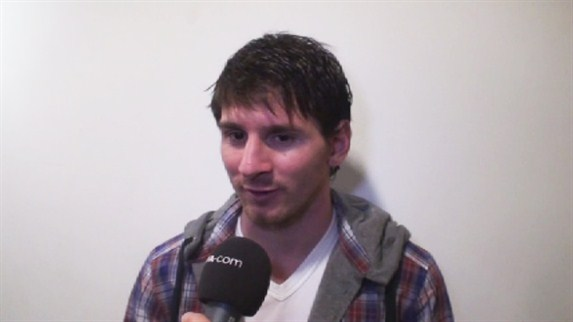 Messi on record-breaking night - UEFA Champions League - Video ...