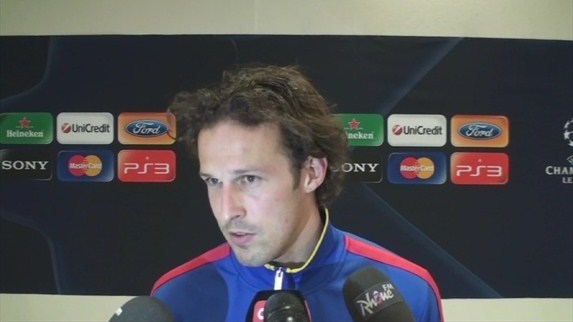 FC Basel humble in defeat