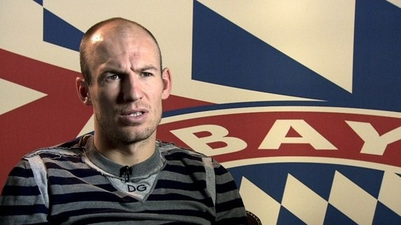 Robben motivated by 'extra special' reward