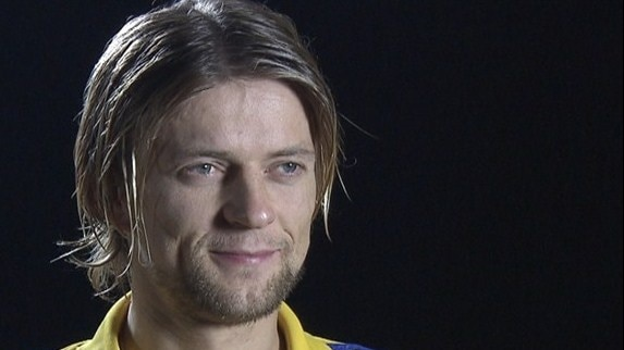 Tymoshchuk swept up in EURO fever
