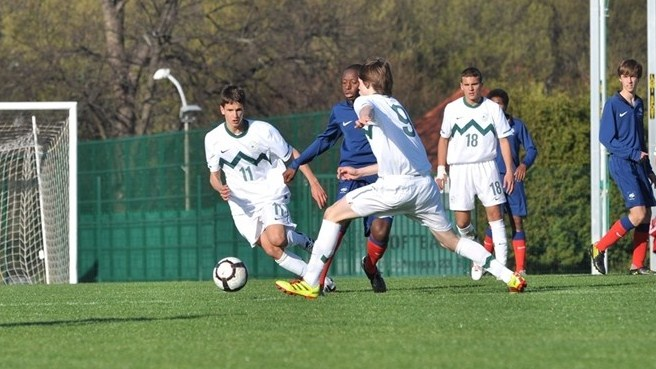 Slovenia U17 'stars' tipped to shine