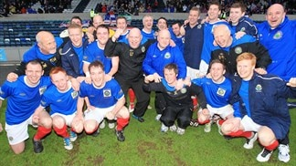 Linfield claim seventh title in nine years