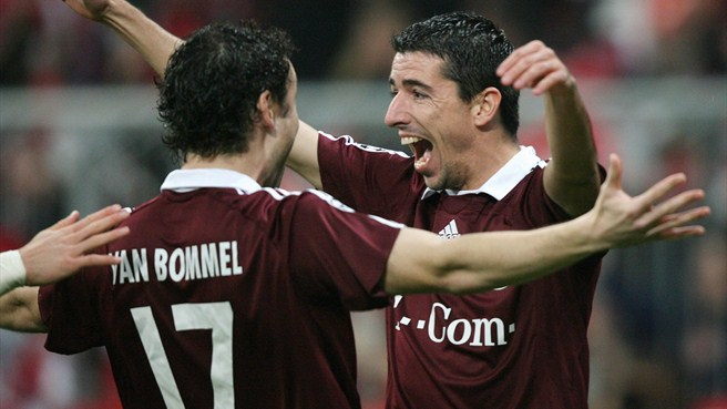 Bayern old boy Makaay reflects on Madrid win