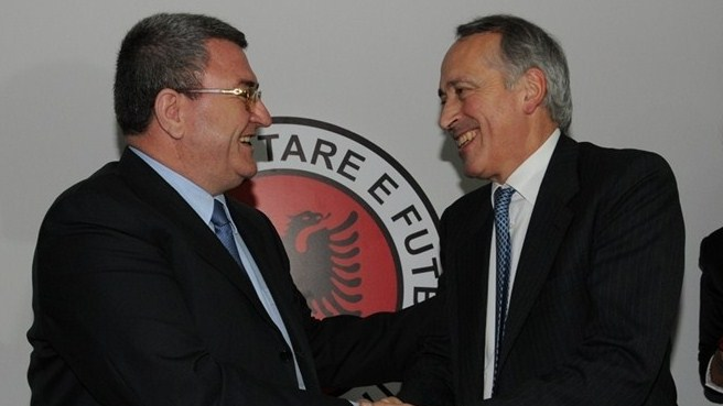 Cooperation agreement between Albania and Italy