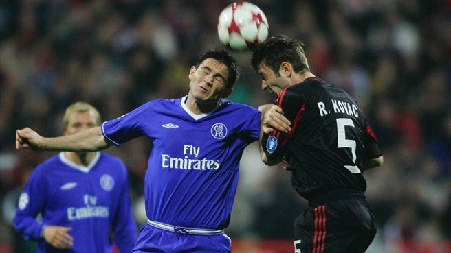Bayern and Chelsea renew rivalry