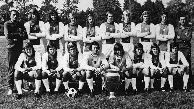 Dutch football mourns George Knobel