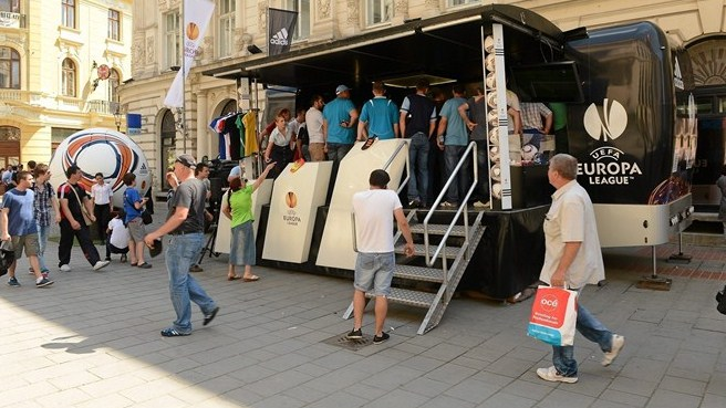 Truck Tour reaches finish line in Bucharest