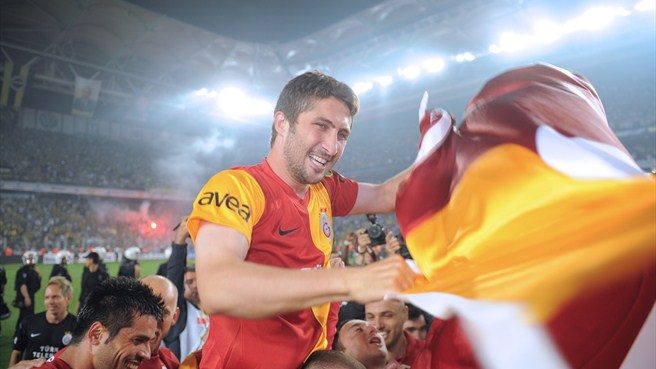 Galatasaray delight in final-day title success