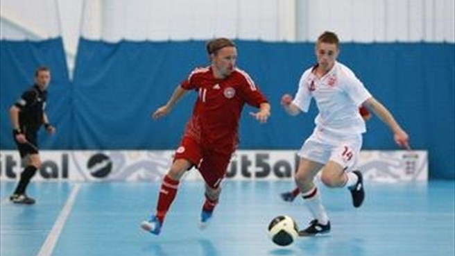 Denmark win on return, England hit back