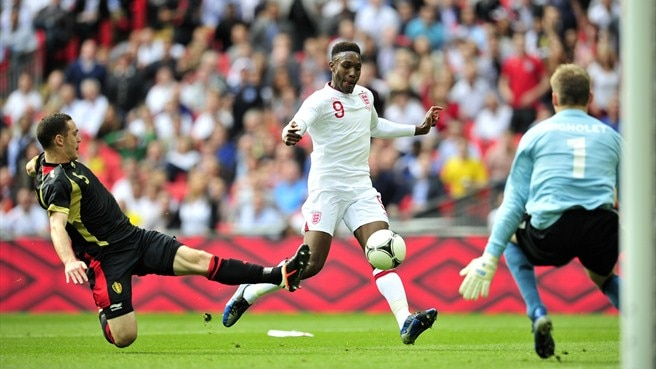 Welbeck secures England victory against Belgium