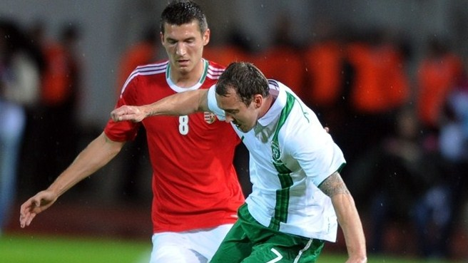 Ireland find no way past Hungary