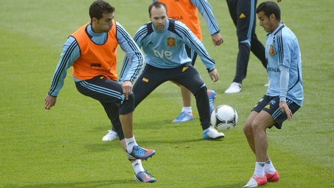Arbeloa maps out Spain's EURO vision
