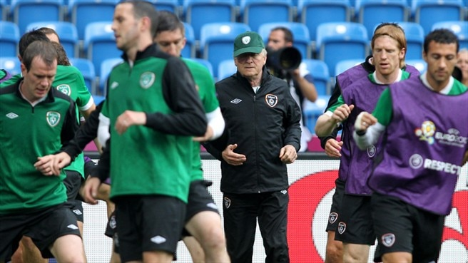 Croatia seek to dampen Irish enthusiasm