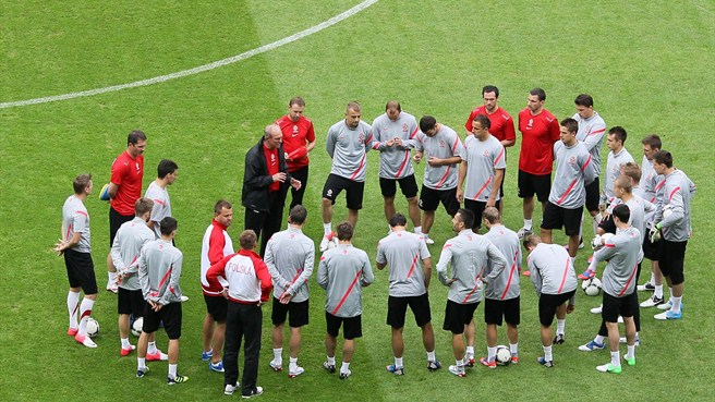 Poland training