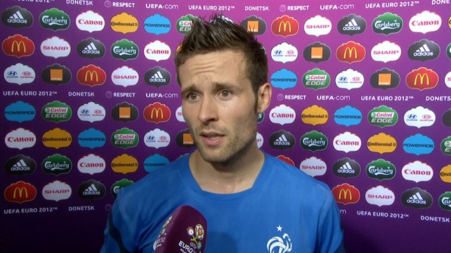 Cabaye frustrated with France draw
