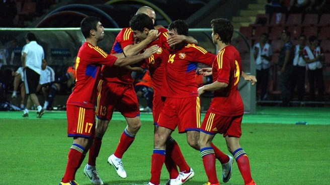 Armenia too strong for Andorra