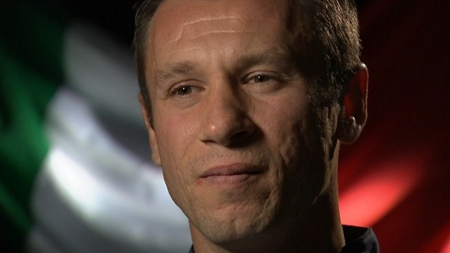 Cassano thrilled to share in EURO carnival