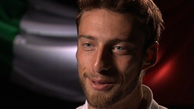 Marchisio at ease with Italy predicament