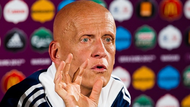 Positive refereeing report from Collina