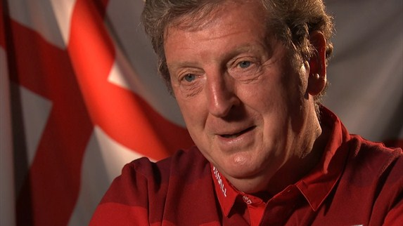 Hodgson plays down himself but talks up Italy
