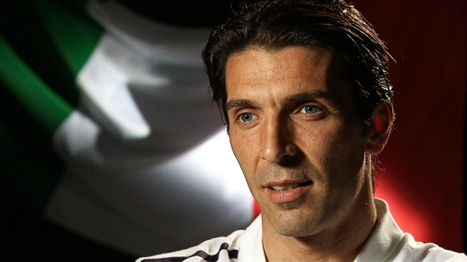 Buffon expecting close encounter