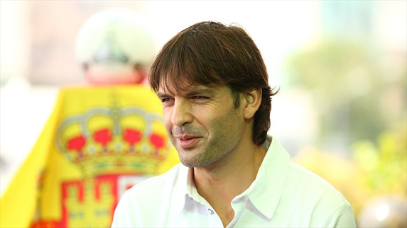 Morientes has his say on all things Spain