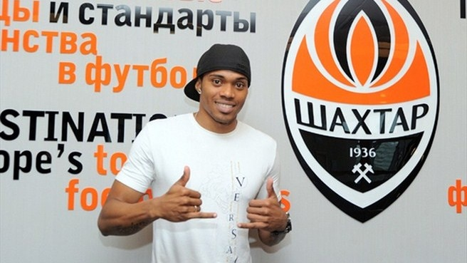 Shakhtar swoop for Brazilian Maicon