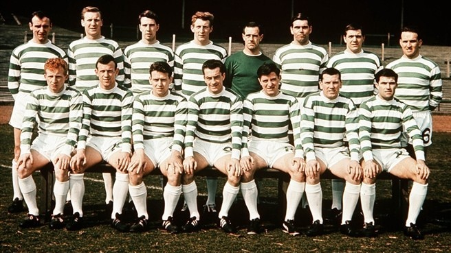 Celtic 'Lisbon Lion' Joe McBride passes away