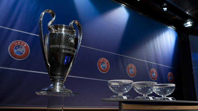 UEFA sets stage for knockout draws