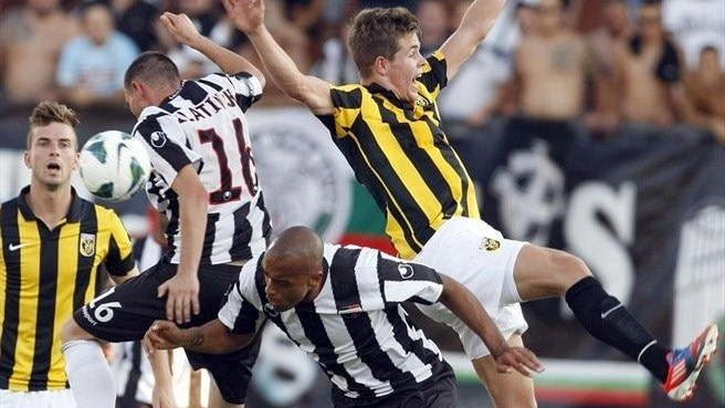 Vitesse, Lokomotiv go again after 'crazy' draw