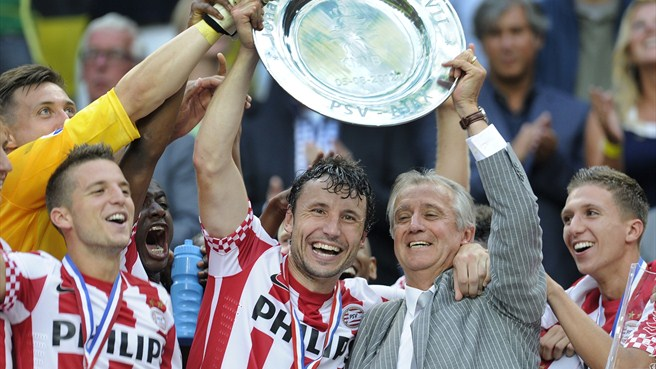 PSV beat Ajax to claim Dutch Super Cup