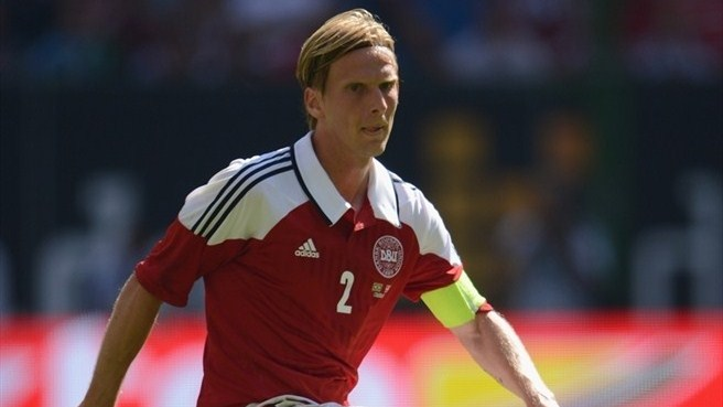 Poulsen calls time on Denmark career