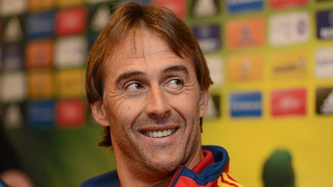 Lopetegui content with Spain's new generation