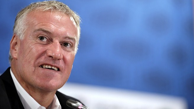 Deschamps mindful of 'immense' France honour