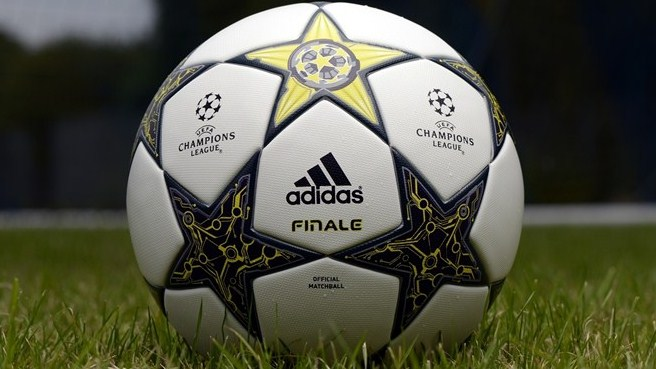 UEFA Champions League match ball 2012-13
