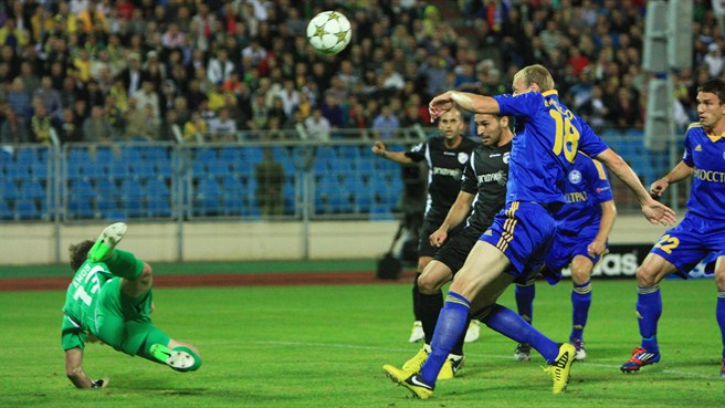 BATE on the brink in Israel