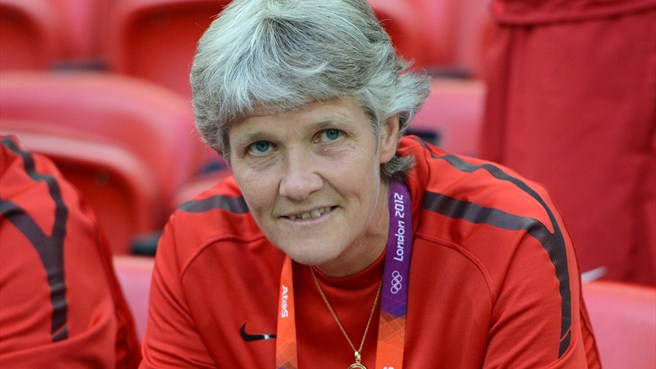Sundhage to coach Women's EURO hosts Sweden