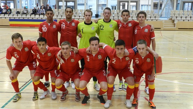 Wales show promise on futsal debut in Andorra